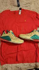 Nike Lebron xii low size 14 Lebronald Palmer