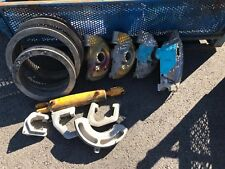 Large Lot of Enerpac Conduit Bender Parts EMT Shoes Dies and More Z1302 GB