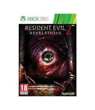 Pal version Microsoft Xbox 360 Resident Evil Revelations 2