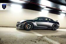20x10 +40 20x12 +22 Rohana RFX5 5x114.3 BLACK WHEEL Fit Nissan GTR R35 2015 2016