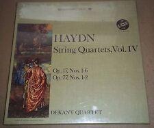 Dekany Quartet HAYDN String Quartets Op.17, Op.77 - Vox Box SVBX 561 SEALED