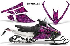 AMR Racing Sled Wrap Arctic Cat F Series Snowmobile Graphic Kit All Years BFLY P