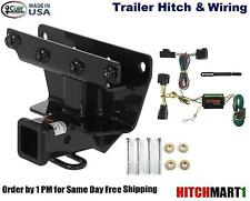CURT TRAILER HITCH & WIRING FOR 2006-2010 JEEP COMMANDER except ROCKY MOUNTAIN