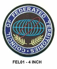 FIFTH ELEMENT UNIFORM PATCH - FEL01