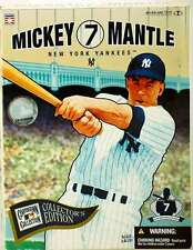 Mickey Mantle New York Yankees MLB McFarlane Cooperstown Action Figure NIB Yanks