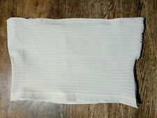 Wynette By Valmont Vtg Nude Waist Cincher Girdle Shapewear Union Made Sz 36