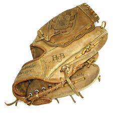 """New listing Vtg Louisville Slugger HBG40G Leather 12"""" Steve Garvey RHT Baseball Glove Mitt"""