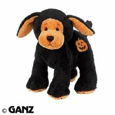 Webkinz Pumpkin Puppy Rare Brand New with Sealed Code Tag
