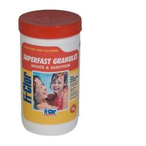 Fi-Clor Superfast Shock Granules 1kg