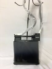 DKNY Ursa Small Bucket Bag Warm GreySilver $248