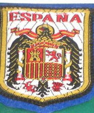 Vintage España FC Club Futbol Spain Embroidered Soccer Jersey Patch (2010 Champs