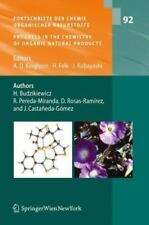 Progress in the Chemistry of Organic Natural Products (Fortschritte der...