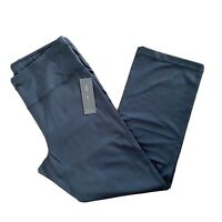 Yogalicious High Waist Straight Leg 2X NWT Yoga Plus Size 42 Inch Length $88