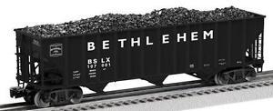 2015 Lionel 6-29786 Bethlehem Steel 3-Bay Hopper new in the box