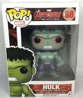 Funko Pop Hulk 68 Avengers Age Of Ultron Hot Topic Exclusive #2