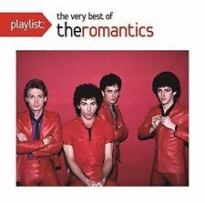 The Romantics - Playlist: The Very Best of the Romantics [New CD]