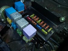 ASTON MARTIN DB7 i6 FUSE BOARD  DB7 i6 BOOT FUSE AND RELAYS  T570OVG