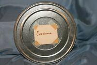 bobine d'un ancien film Jordanie 16 mm