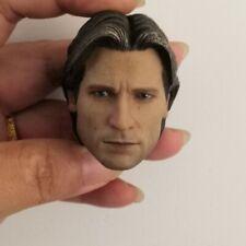 Game of Thrones Jaime Lannister Head Sculpt Model 1/6 Fit 12'' Action Figure 3A