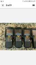 Lot of 4 Symbol Motorola Mc32N0-Si4Hcle0A Mobile Computer Barcode Scanner Mc3200