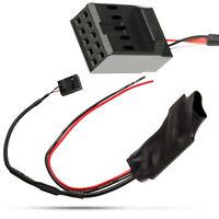 KFZ Auto Bluetooth AUX IN Adapter Kabel Verstärker für Business CD BMW 3er E46