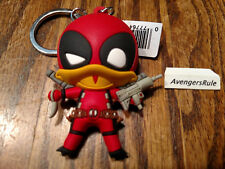Marvel Collectors Figural Keyring Series 3 Deadpool 3 Inch Deadpool the Duck