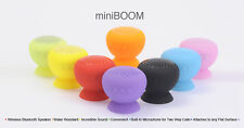 Digix Pop Rock Mini Boom Portable Bluetooth Speaker - Various Colors BT-100