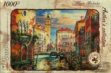 Step Puzzle Venice Before Sunset 1000 pc Jigsaw Puzzle Maria Rabinky