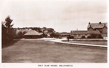 GOLF CLUB HOUSE BALLYCASTLE ANTRIM IRELAND RP POSTCARD by M & L NATIONAL SERIES