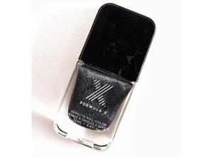 Sephora x Formula X Nail Polish Lacquer Metamorphic Liquid Crystal Silver Gray