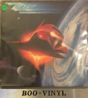 ZZ TOP Afterburner LP Vinyl 1985 Warner ZZ-Top 9253421 Vg + Con