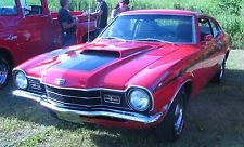 1969-1970 Mercury Cougar XR7 Eliminator Scoop