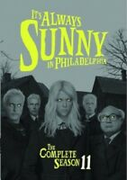 It's Always Sunny in Philadelphia Season 11 Series Eleven Its New Region 4 DVD