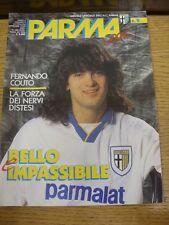 """Nov-1994 PARMA: """"Parma Look"""" Vol.04 - No.09 - I RAPPORTI su 27/09/1994 alla parmigiana V Vites"""