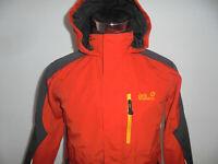 JACK WOLFSKIN Jacke outdoor family kids orange texapore 4x4 oldschool Gr.164