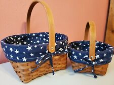 Americana Baskets with handle