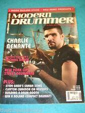 MODERN DRUMMER - CHARLIE BENANTE - JUNE 1993