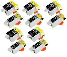 10 KODAK 30 XL Cartuccia inchiostro per stampanti 30XL ESP C315 C310 2000 C115 Hero 5.1