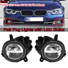 2Pcs For BMW 3 Series F30 F31 LCI 2014-2018 LED Fog Lamp Lights 63177315559 560