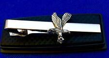 Eagle Tie Clip American Eagle Tie Bar USA Bald Eagle Wildlife Tie Clasp