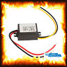 12v To 5v DC 3 Amp 3A 15w Current Voltage Mobile Phone Lorry Truck Boat Car Bike