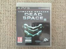 Dead Space 2 Limited Edition - Playstation 3 PS3 Complete UK PAL
