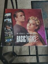 Basic Instinct / Director's Cut  Laserdisc