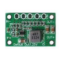 DC Step Down Power Converter Board 5-16V To 1.25V 1.5V 1.8V 2.5V 3.3V 5V 3A