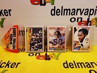 1981 topps football rack pack - Tony Dorsett NFL Cello Sealed