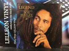 Bob Marley Legend Gatefold Edition Island Records BMW1 A4/B4 Reggae 80's