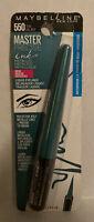 Maybelline Master Precise Metallic Ink Waterproof Eyeliner #550 Teal Galaxy