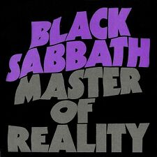 BLACK SABBATH MASTER OF REALITY NEW SEALED VINYL LP & CD REISSUE IN STOCK