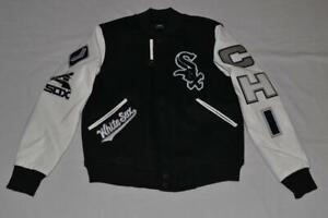 PRO STANDARD CHICAGO WHITE SOX  BLENDED LOGO VARSITY JACKET ALL SIZES NEW