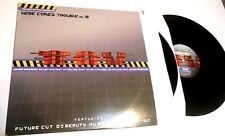 Here Comes Trouble Vol 8 2x LP by Future Cut /DJ Reality/Nu Balance/DJ Friction